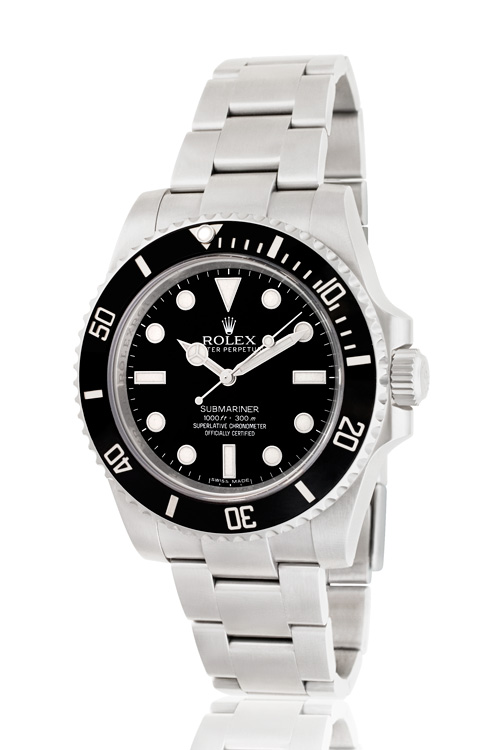 James Bond Rolex Submariner With No Date
