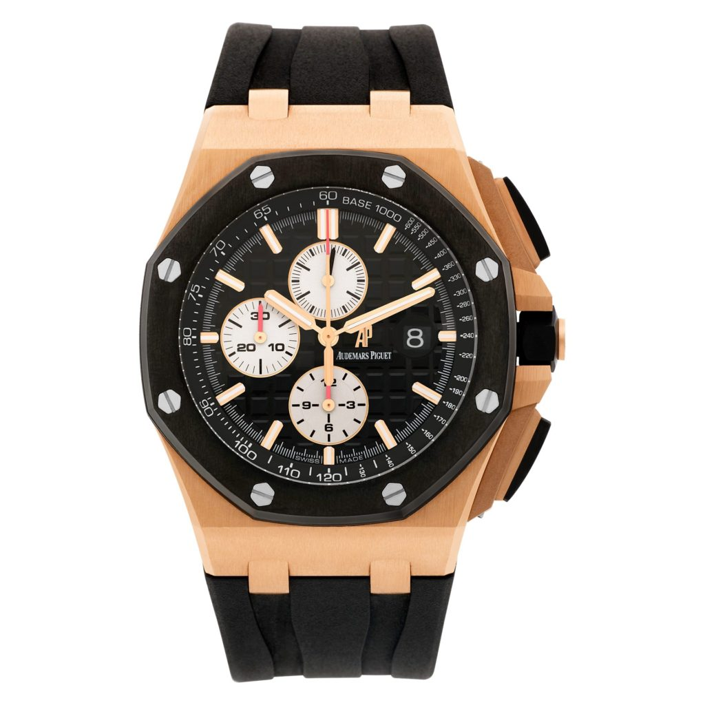 audemars piguet royal oak offshore 18k