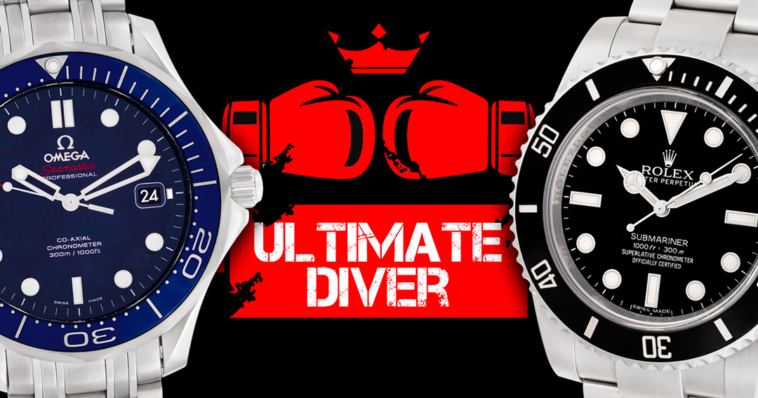 Submariner vs Seamaster for the Ultimate Diver