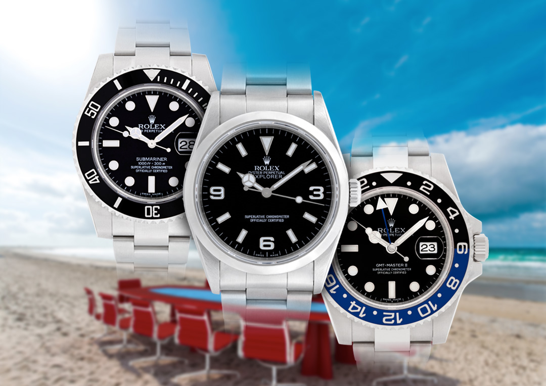 The 3 most versatile Rolex watch models