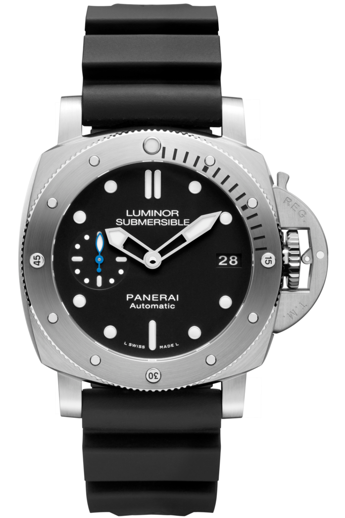 Panerai Luminor Submersible 1950 3 Days Automatic 42mm (Image courtesy of Panerai)
