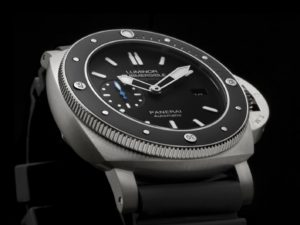 Luminor Submersible 1950 3 Days Amagnetic Automatic Titanio – 47 mm (Image courtesy of Panerai)