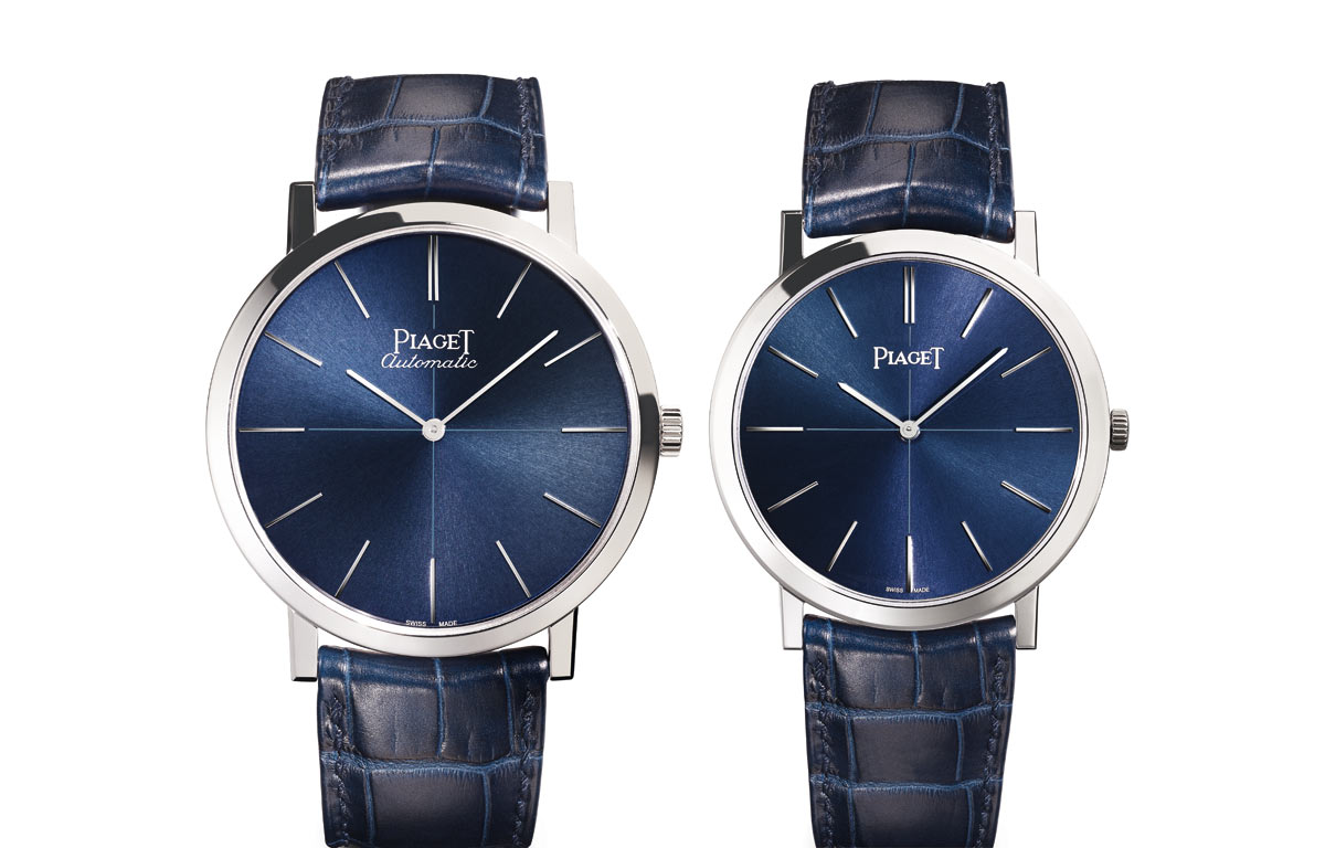 Piaget Altiplano 60th Anniversary Collection