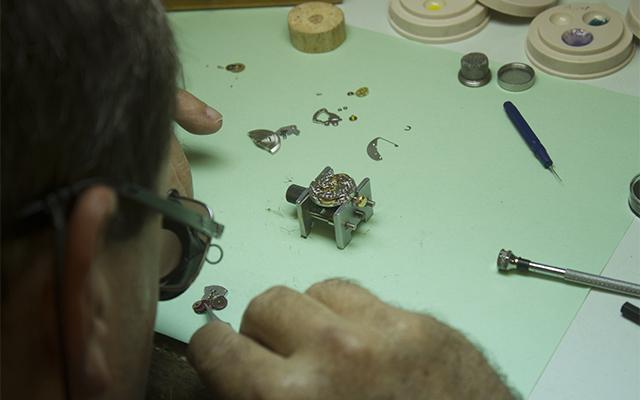 Watch Repair and Maintenance