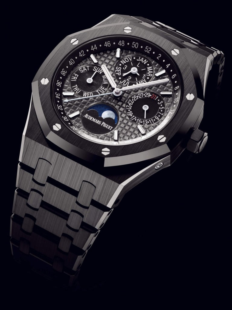 Audemars Piguet Royal Oak Perpetual Calendar. (Image courtesy of Audemars Piguet)