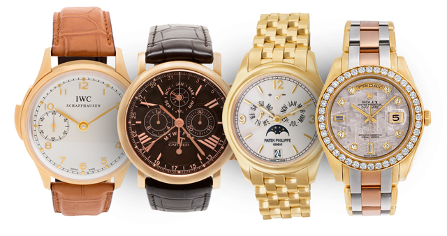 $50,000 Watches