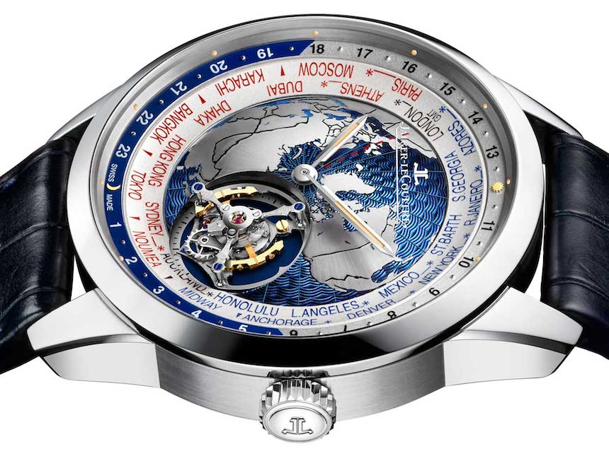 Jaeger-LeCoultre Geophysic Tourbillon Universal Time 2017