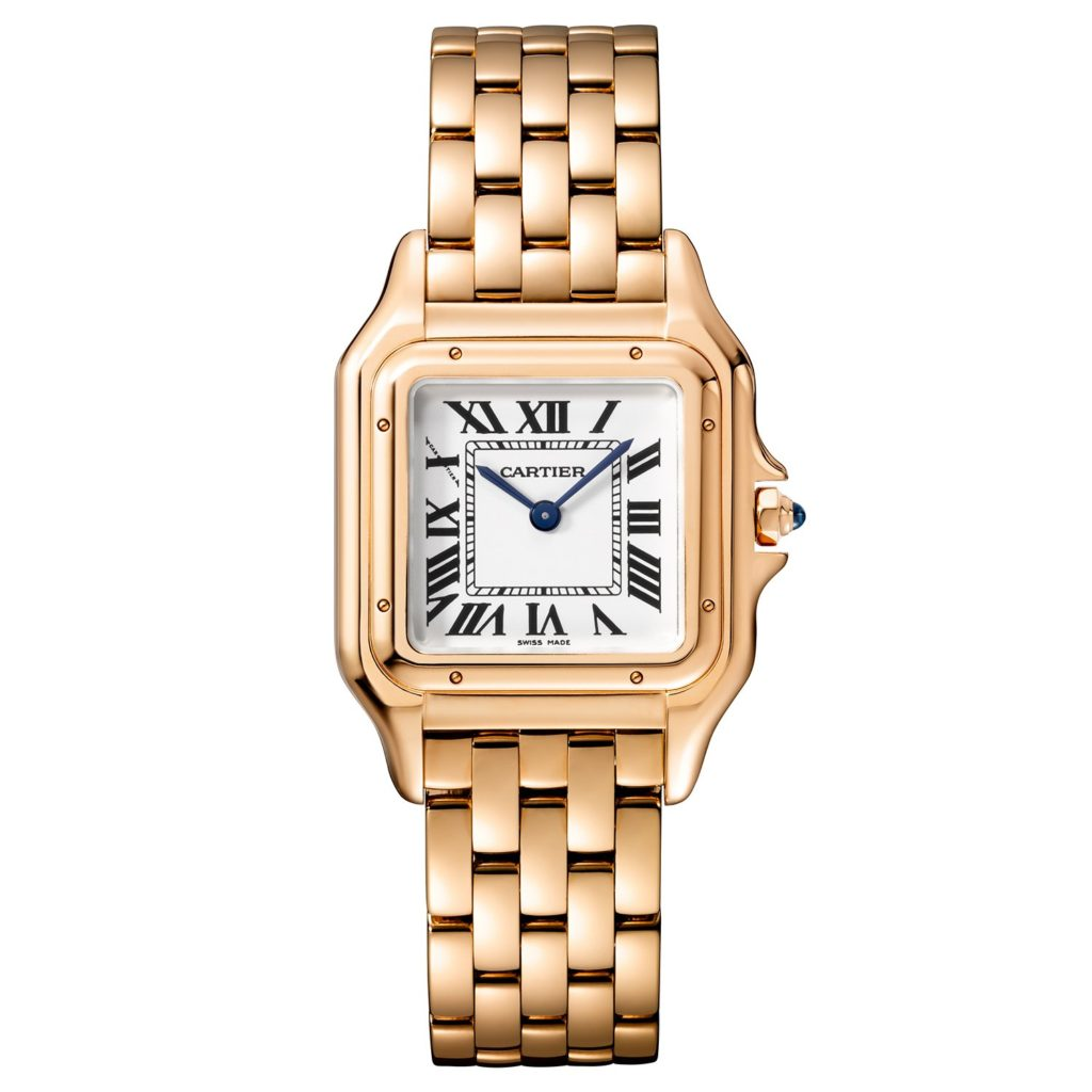 Panthere de Cartier Rose Gold Medium