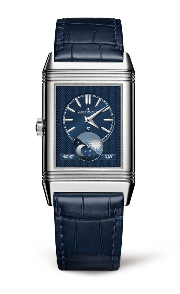 2017Jaeger-LeCoultre Watch Reverso Tribute Moon Back. (Image courtesy of Jaeger-LeCoultre)
