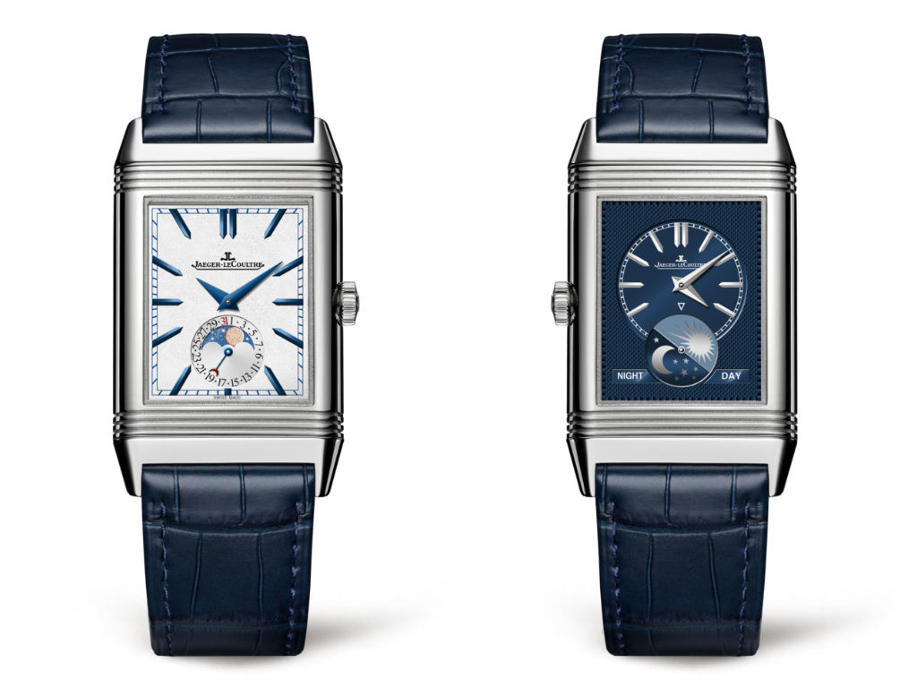 2017Jaeger-LeCoultre Watch Reverso Tribute Moon. (Image courtesy of Jaeger-LeCoultre)