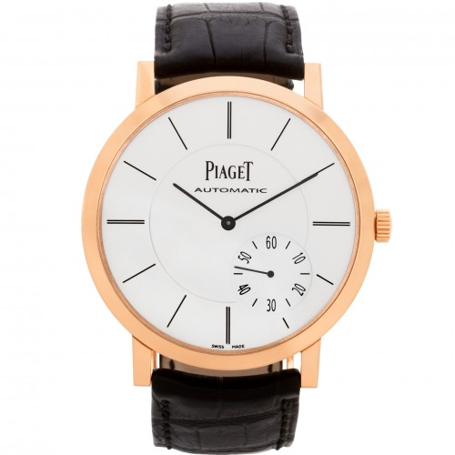 Vintage Piaget Watch: Altiplano
