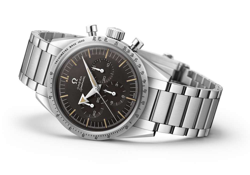 Speedmaster 60th Anniversary Limited Edition OMEGA Watches Baselworld2017