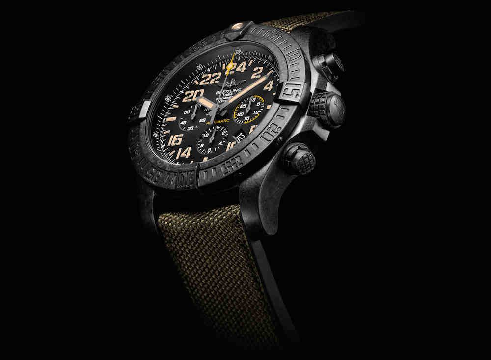 Breitling Avenger Hurricane >> Three New Breitling Watches from Baselworld 2017 - Gray & Sons