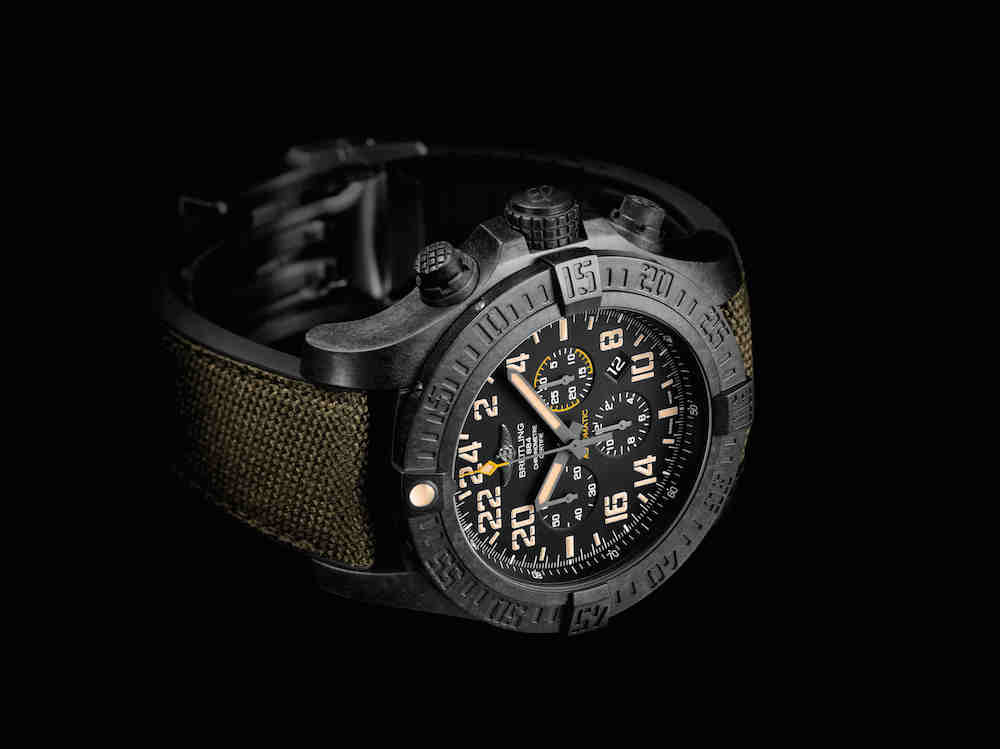 Avenger Hurricane Military Baselworld 2017 Breitling Watches