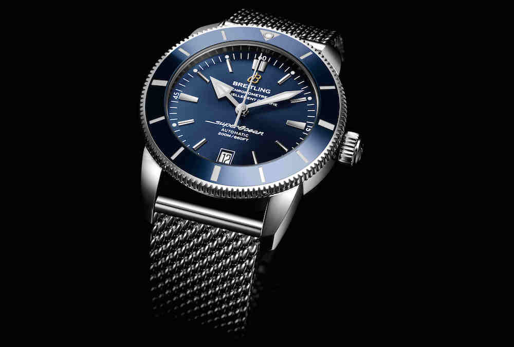 Superocean-Héritage II 42 Baselworld 2017 Breitling Watches