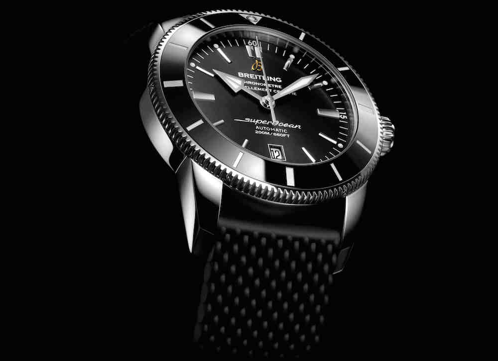 Superocean Héritage II 46 Baselworld 2017 Breitling Watches