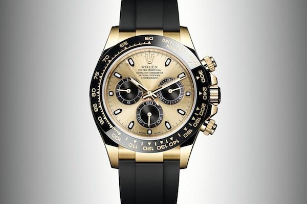 Cosmograph Daytona 116518LN Rolex Watch Baselworld 2017