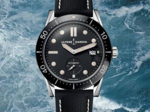 Diver Le Locle Ulysse Nardin Watch