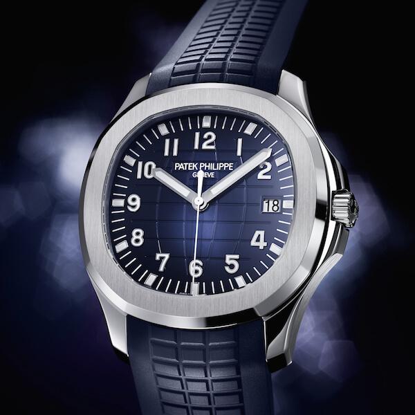 Aquanaut Ref. 5168G Patek Watch