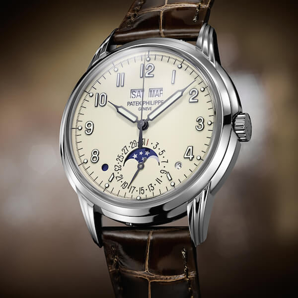 Patek Watch Perpetual Calendar Ref. 5320G