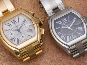 Roadster Cartier Watches for Men