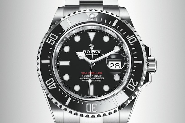 Sea-Dweller ref. 126600 New Rolex Watch