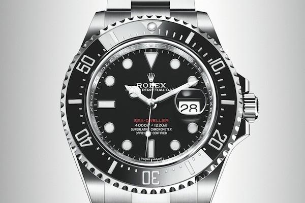 Sea-Dweller ref. 126600 New Rolex Watch