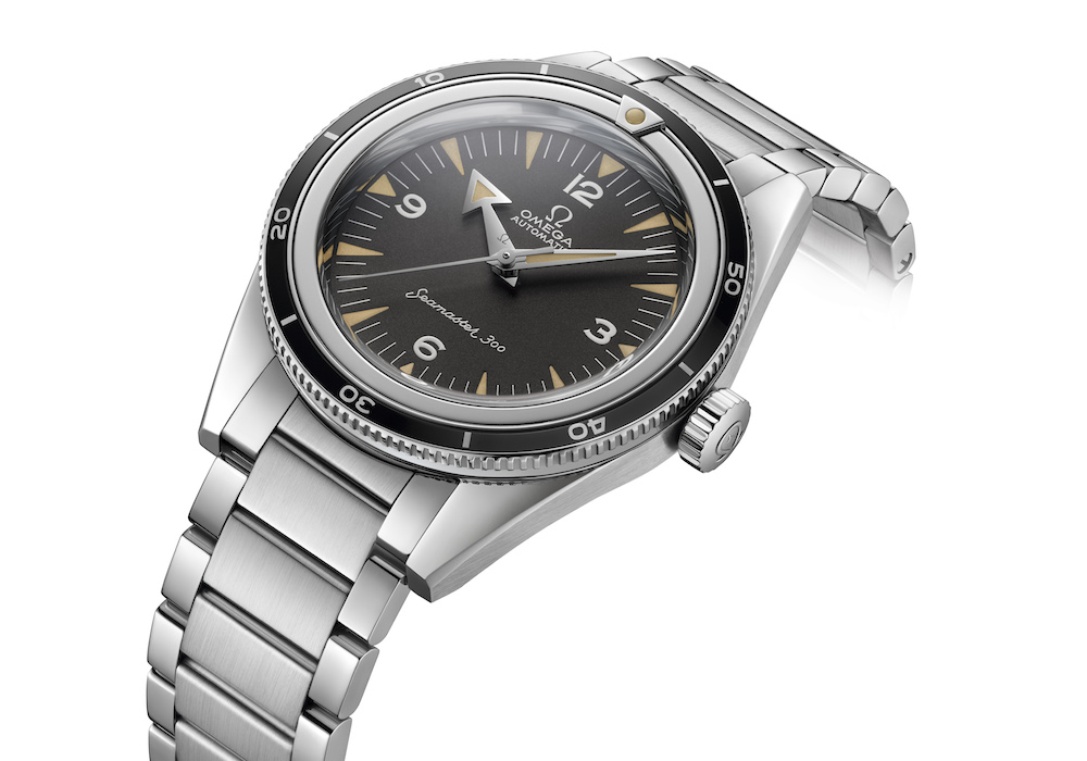 Seamaster 300 60th Anniversary Limited Edition OMEGA Watches Baselworld 2017