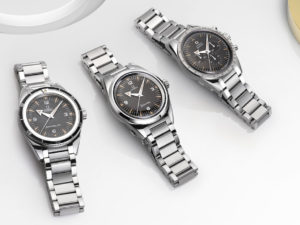 New OMEGA Watches Trilogy 1957 Baselworld