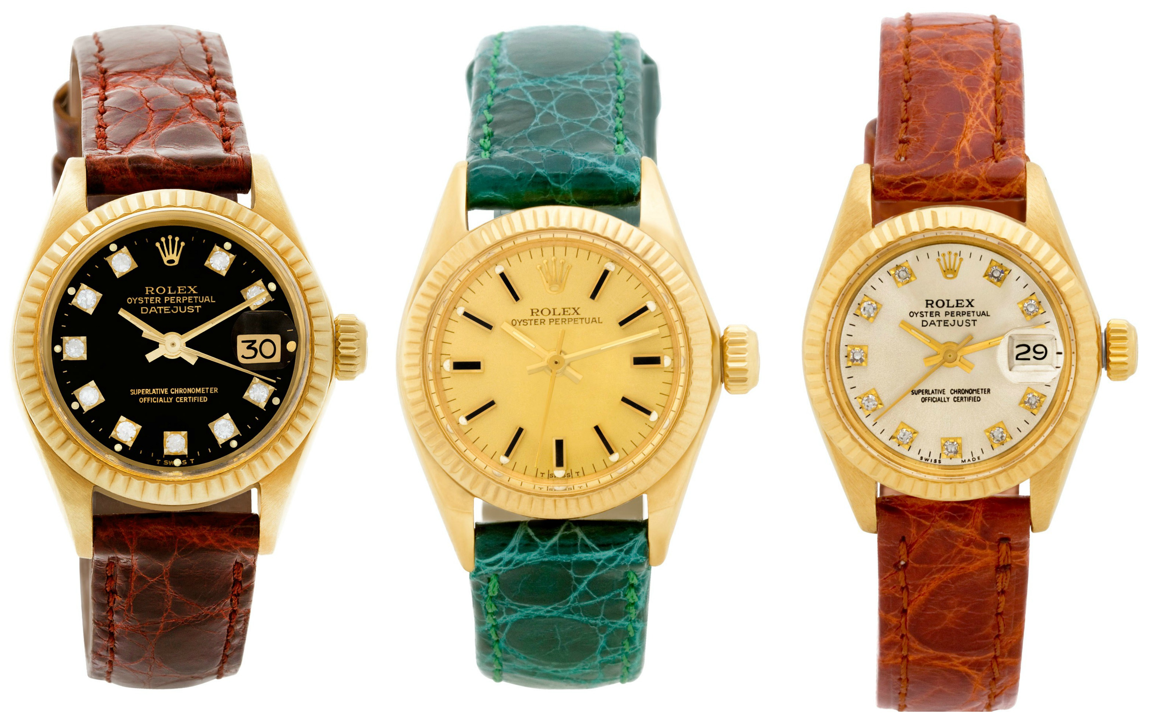 Great Gifts: Unique Women's Rolex Watches for Mother's Day ...