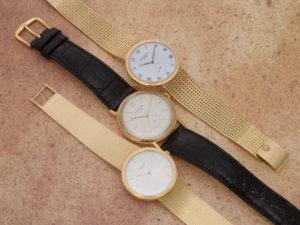 Vintage Patek Philippe Calatrava Watches