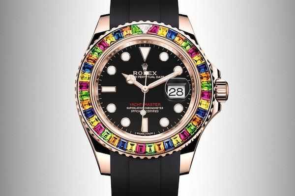 Yacht-Master 40 ref. 116695 SATS Rolex Watch