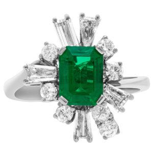 emerald ring s514540