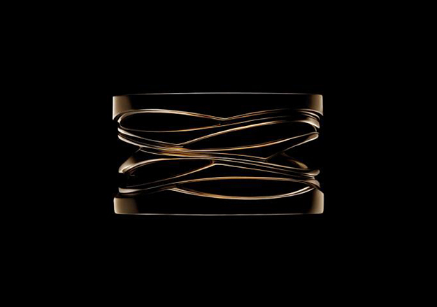 Bulgari B.zero1 Design Legend by Zaha Hadid