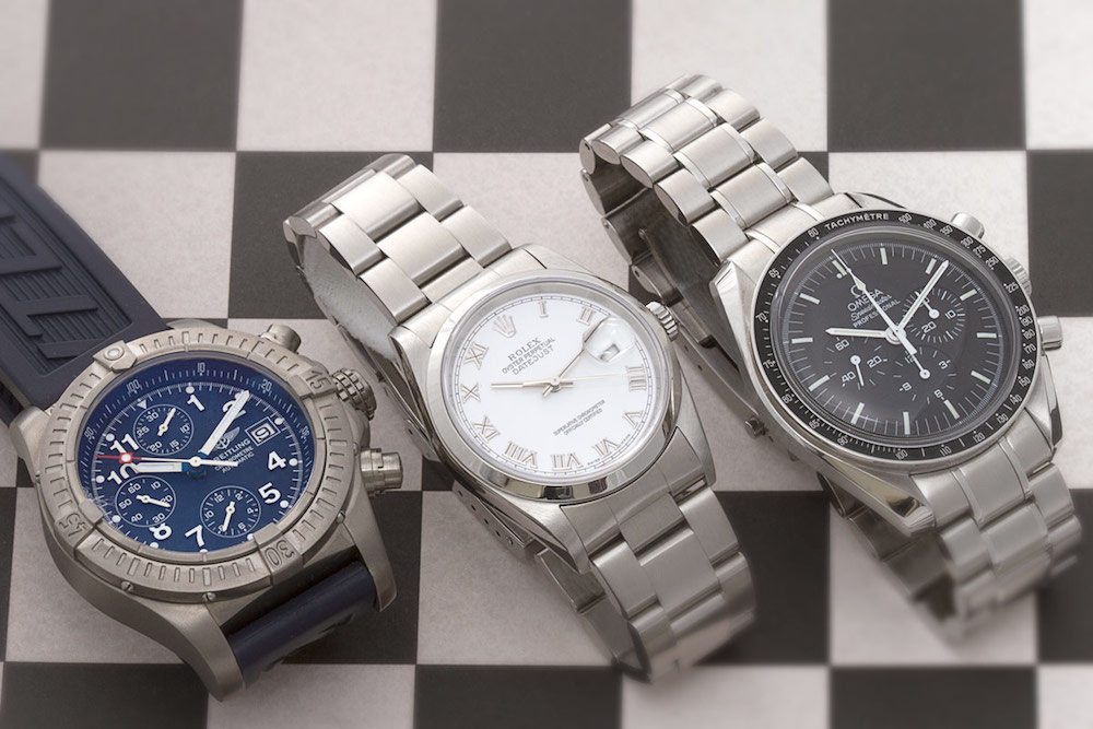 Luxury Watches Graduation Gift