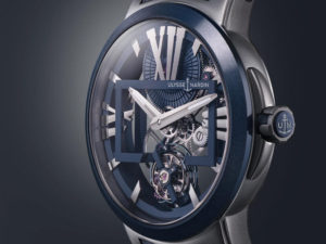 2017 Ulysse Nardin Executive Skeleton Tourbillon