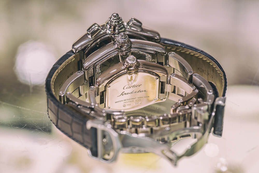 The Cartier Roadster