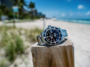 Sporty Watches for Summer: Rolex Submariner 16610
