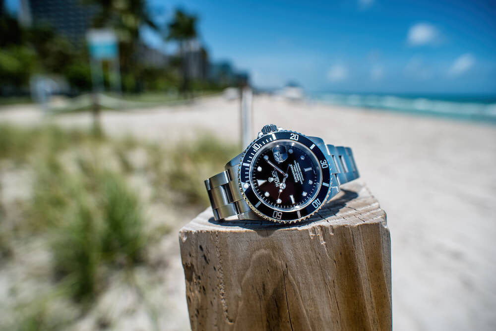 Best Used Rolex Watch: Submariner 16610