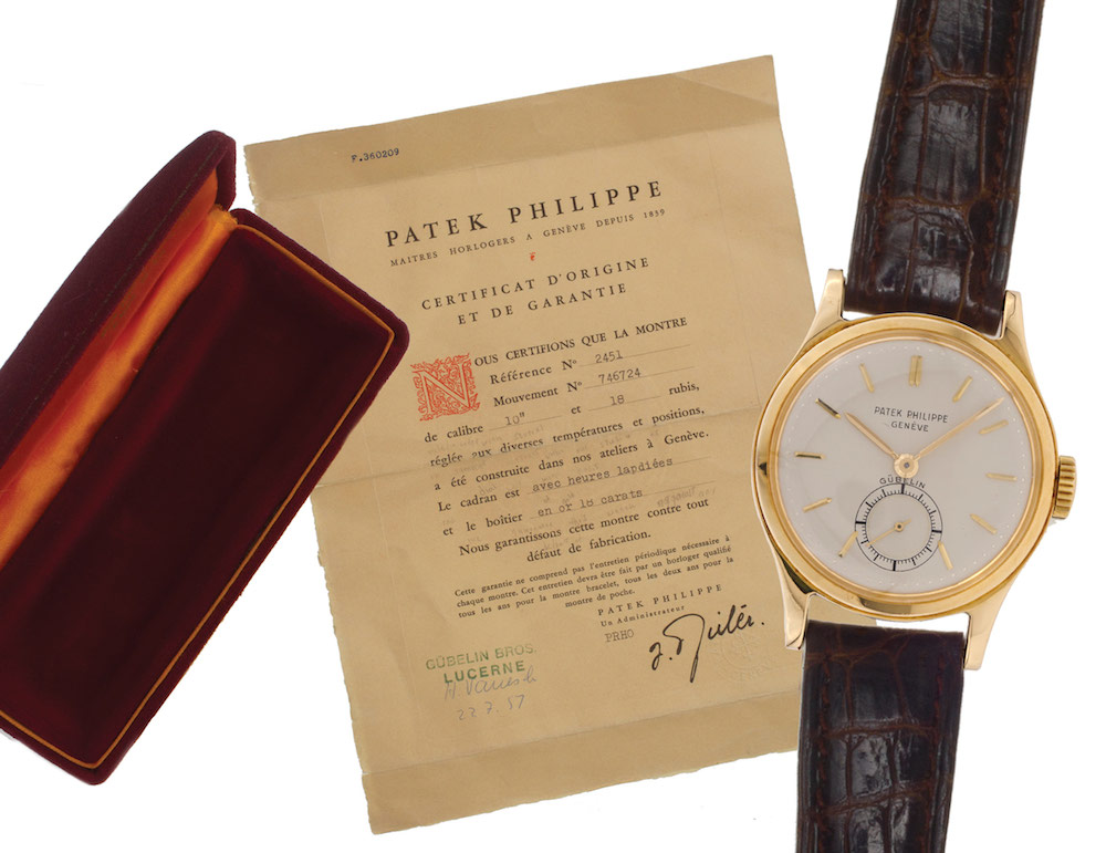 Father's Day Patek Philippe