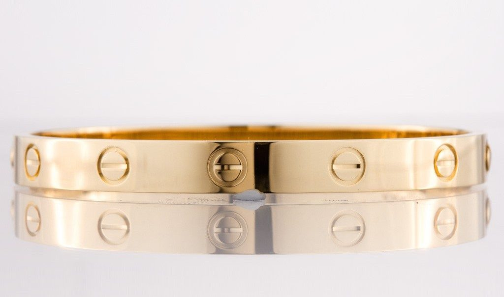 Cartier Jewelry Love Bracelet
