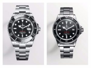 New Rolex Sea-Dweller ref. 216600 vs. Original 1967 Sea-Dweller ref. 1665
