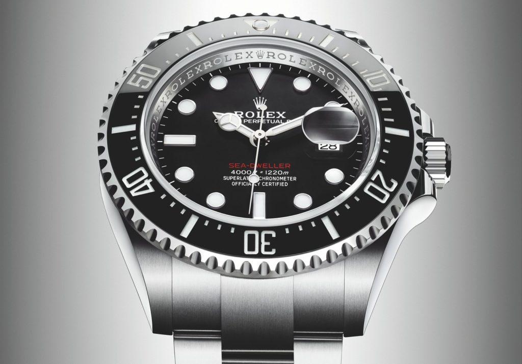 The 50th Anniversary Sea-Dweller ref. 216600