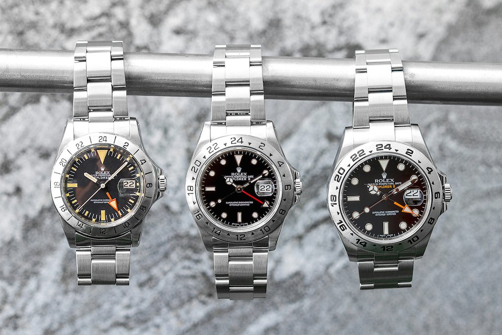 The History and Evolution of the Rolex Explorer II