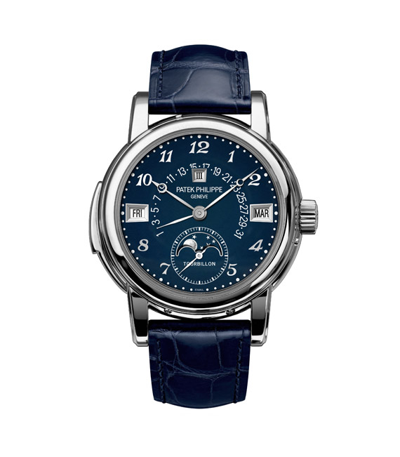 The Only Watch 2015 Patek Philippe ref. 5016A-010 sold for over $7 million