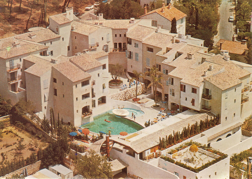 The legendary Byblos Hotel in St. Tropez celebrates its 50th birthday this year