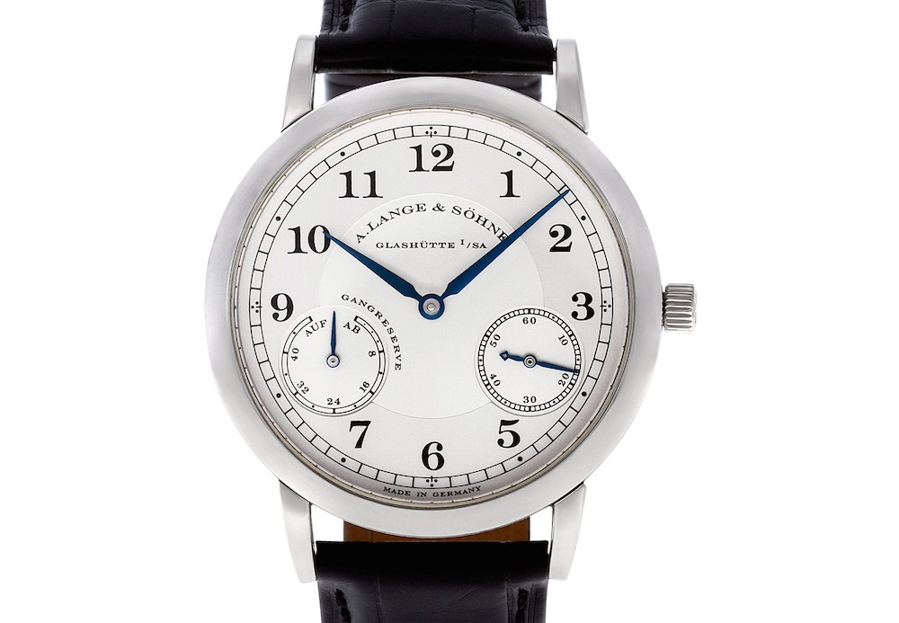 A. Lange & Söhne 1815 Up and Down Platinum Watches