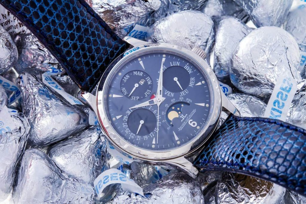 Jaeger-LeCoultre Master Control Perpetual Calendar Platinum Watches
