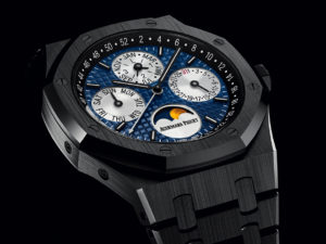 Only Watch 2017 Audemars Piguet Royal Oak Perpetual Black Ceramic, Unique Piece