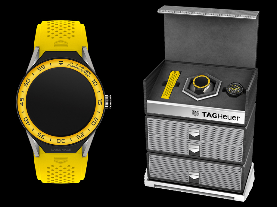 Only Watch 2017 TAG Heuer Luxury Kit Special Edition
